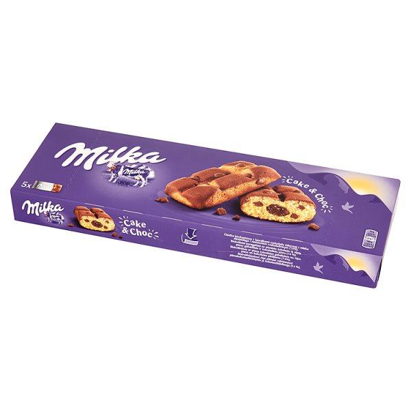 Ciastka Milka Cake&Choc