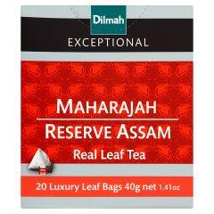 Herbata Dilmah Exceptional maharajah reserve assam