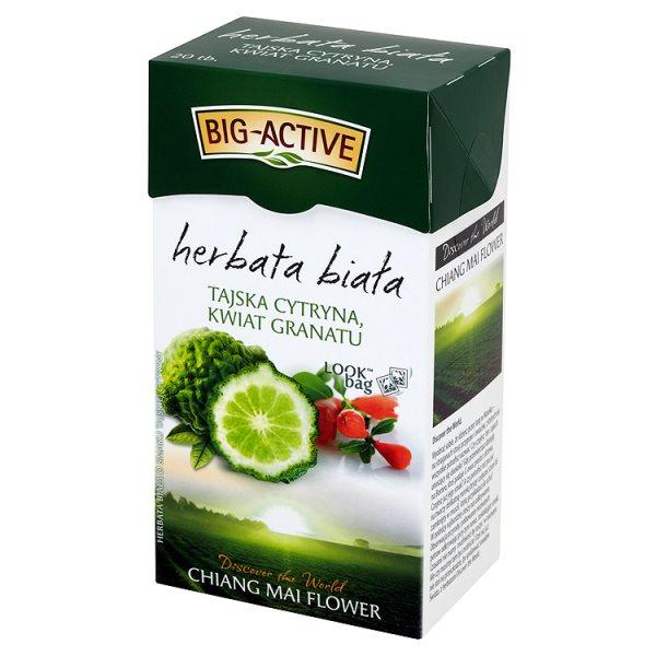 Herbata Big-Active  Pandino biała