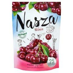 Herbatka Nasza owocowo-ziołowa o smaku wiśni  25*1,9g