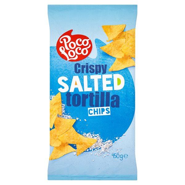 Chipsy Tortilla salted