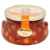 Cieciorka w sosie pomidorowym z marchewką