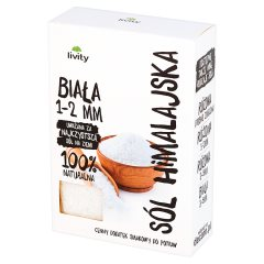 Sól himalajska biała 1-2mm