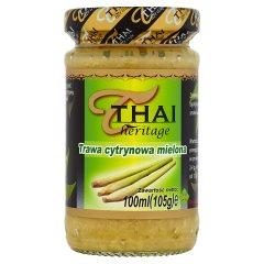 Trawa cytrynowa mielona Thai Hertiage