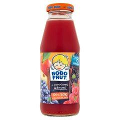 Nektar Bobo Frut  z owoców leśnych