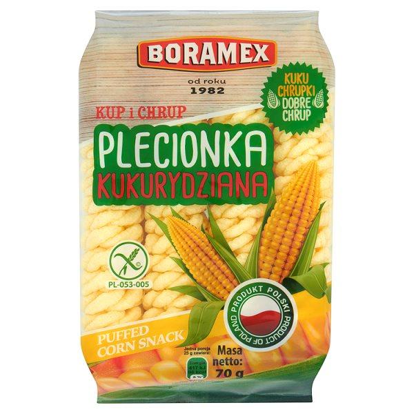 Chrupki kukurydziane Boramex