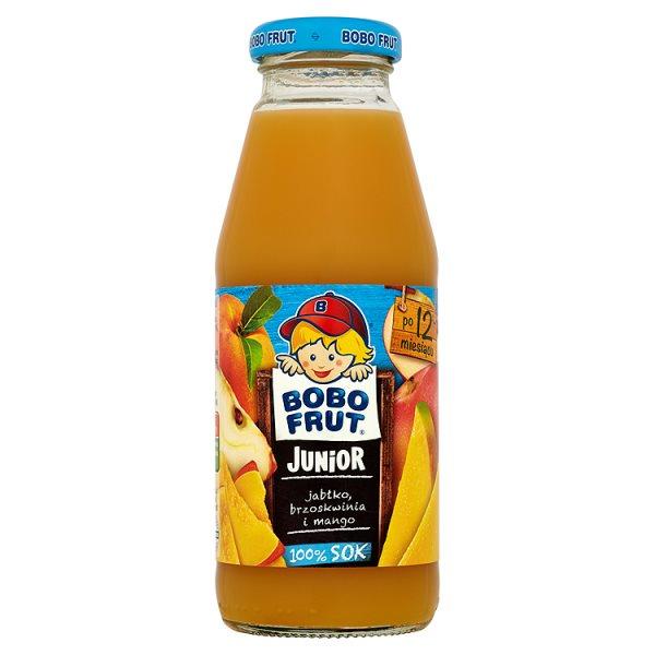 Sok Bobo Frut jabłko, brzoskwinia, mango