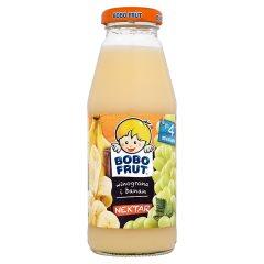 Nektar Bobo Frut winogrono, banan