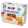 Kaszka Hipp mleczna z herbatnikami bio 4*100g