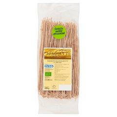 Spaghetti Makaron pełnoziarnisty z orkiszu ekologiczny 400 g