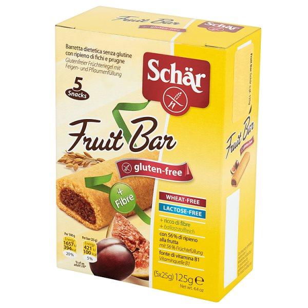Baton owocowy Fruit Bar 5*25g
