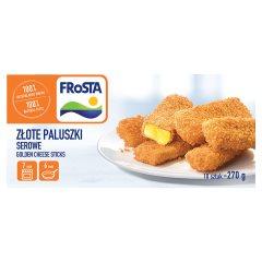 Złote paluszki serowe w chrupiącej panierce Frosta