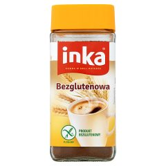 Kawa zbożowa Inka bezglutenowa