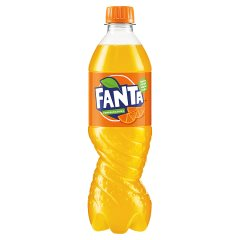 Fanta pomarańczowa 0,5l