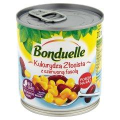 Kukurydza Bonduelle z czerwoną Fasolą