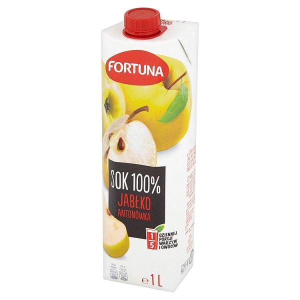Sok Fortuna jabłko antonówka