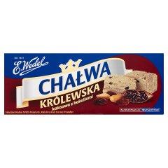 Chałwa Królewska Wedel z kakao i bakaliami