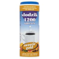 Słodzik sweetie gold 1200tabl/72g