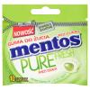 Guma do żucia mentos pure fresh lime mini