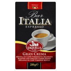 Kawa mielona saquella bar italia espresso gran crema