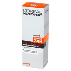 Krem do twarzy Men Expert Hydra 24h skóra normalna