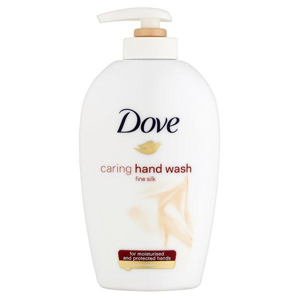 Dove Fine Silk Kremowy płyn myjący 250 ml