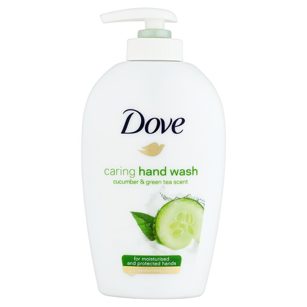 Mydło Dove odświeżające