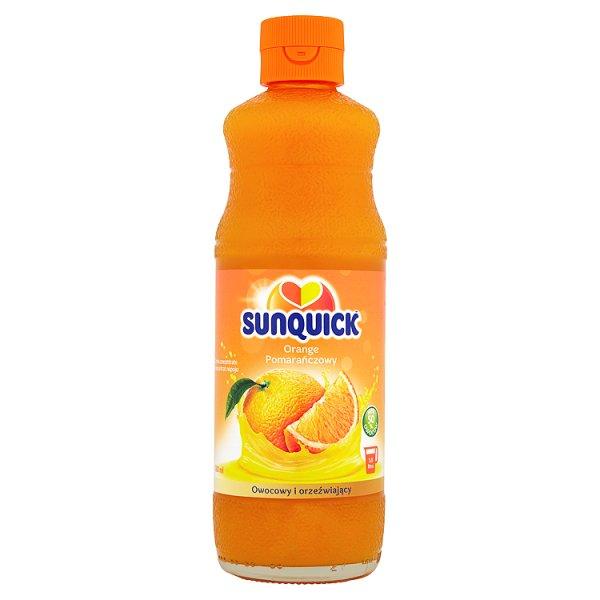 Napój Sunquick Pomarańczowy koncentrat