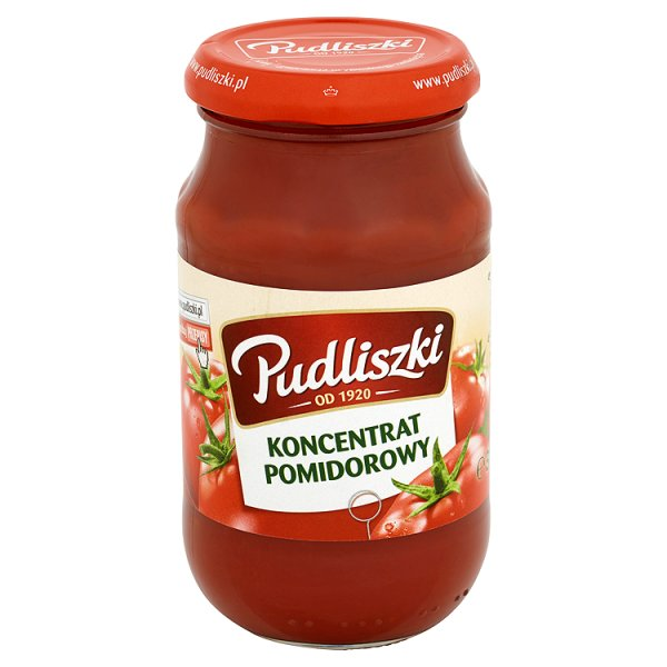 Pudliszki Koncentrat pomidorowy 310 g