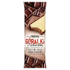 Wafelek Góralki czekoladowy