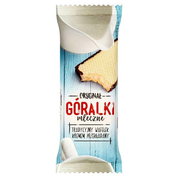 Wafelek Góralki mleczny