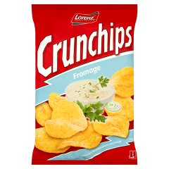 Chipsy Chrunchips Fromage