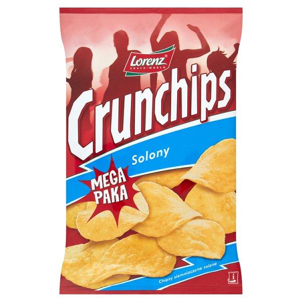 Chipsy Crunchips solony