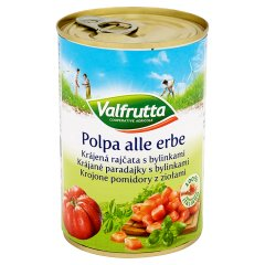 Pomidory Valfrutta z ziołami