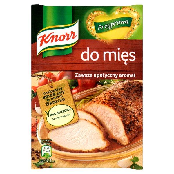 Przyprawa Knorr do mięs