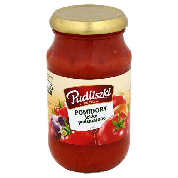Pudliszki Pomidory lekko podsmażone 295 g
