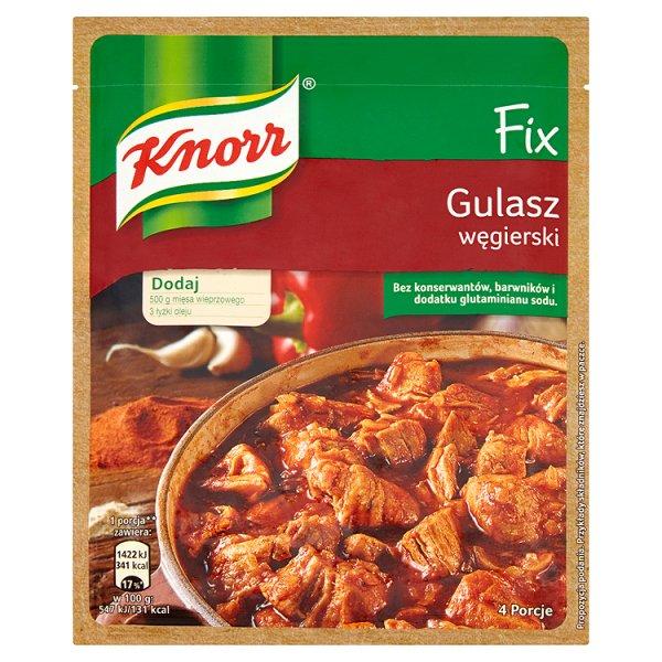 Fix Knorr do gulaszu