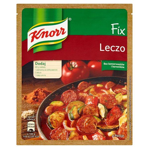Fix Knorr do leczo