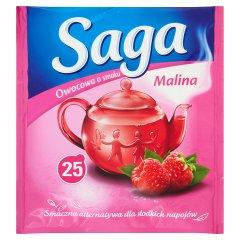 Herbata Saga malina 25*2g