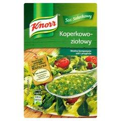 Sos Knorr sałatkowy koperkowo - ziołowy