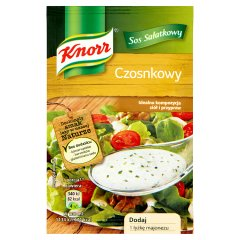 Sos Knorr sałatkowy czosnkowy