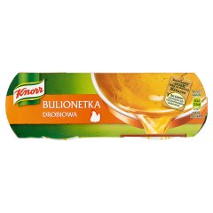 Bulion Knorr drobiowy bulionetka