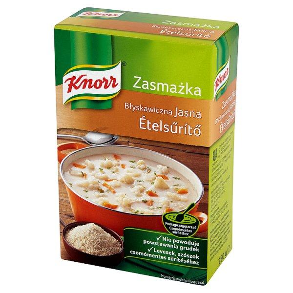 Zasmażka Knorr jasna