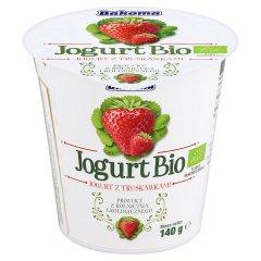 Jogurt bio truskawka
