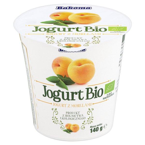 Jogurt bio morela