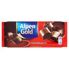 Czekolada Alpen Gold Gorzka