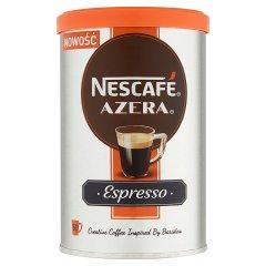 Kawa rozpuszczalna nescafe azera espresso