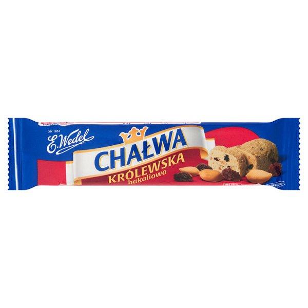 E. Wedel Chałwa Królewska bakaliowa 50 g