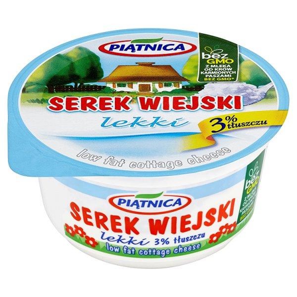 Serek Wiejski lekki