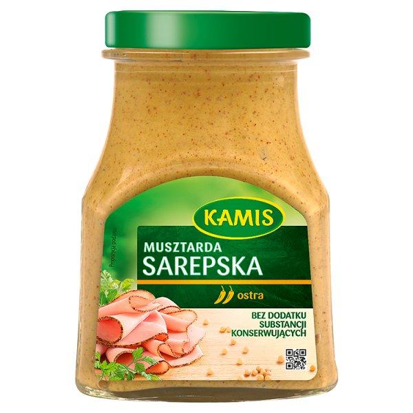 Musztarda Kamis Sarepska